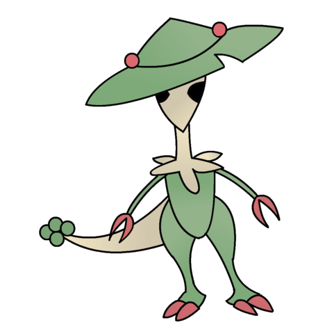File:Mega breloom conecpt by itsleo20 drawing.png