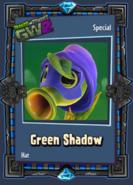 Green Shadow customization Sticker