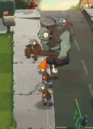 Imp week 1st zombies
