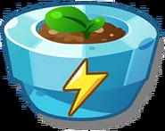 Speed Up Plant Pot Icon
