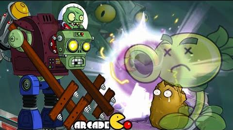 Plants Vs Zombies 2 Kung World Far Future Crazy Dave Challenge Day 1 - day 3 (China IOS Version)