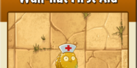 Wall-nut First Aid