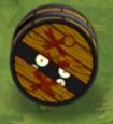 Barrel Roller Zombie's Barrel