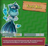 GW2 Frost Rose Stickerbook Description
