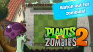 PvZ2 Watchoutforzombies WallpaperbyKh07