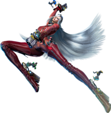 Jeanne Bayonetta 2