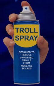 Troll-spray