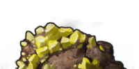 Sulfur Ore