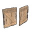 Wood Shutters icon