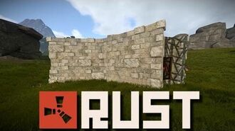 Rust Tips How to Build a Small but Hard to Raid Base!