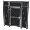 Chainlink Fence Gate icon