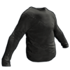 Black Longsleeve T-Shirt icon