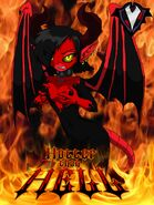Hotter than Hell - Masked Succubus