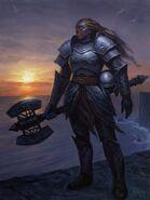Forgeborn vanguard female