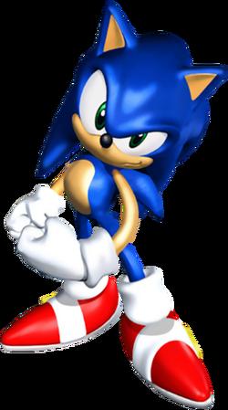 Sonic (Sonic Adventure) 150