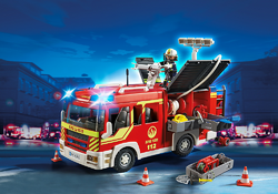 5363 Fire Engine with Lights and Sound