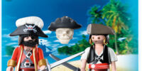 5945 Pirates and Skull Duo-Pack