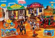 Western playmobil new 2012