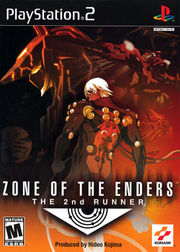 Zone of the Enders- The 2nd Runner