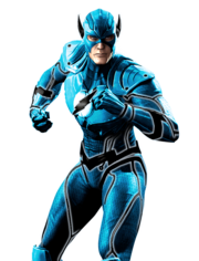 Blue Lantern Flash