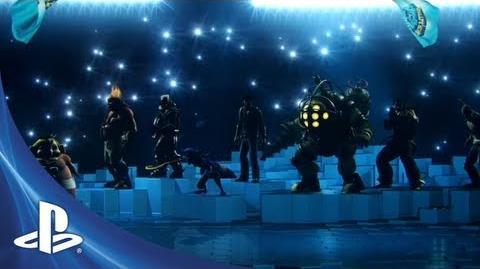 PlayStation® All-Stars Battle Royale™ Gamescom 2012 Trailer