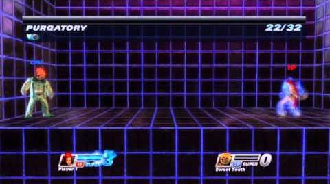 PS All-Stars Battle Royale History - Nariko