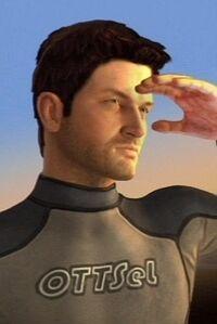 Deep Sea Nathan Drake