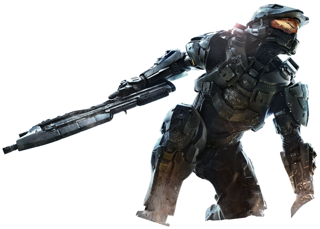 Image - Halo 4 masterchief keyart render by kingacid ...
