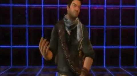 Playstation AllStars Battle Royale - Nathan Drake's Colors (Unlockable Costume)