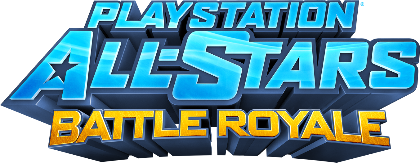 Playstation All Stars Wiki: Playstation All Stars Battle Royale Logo.png