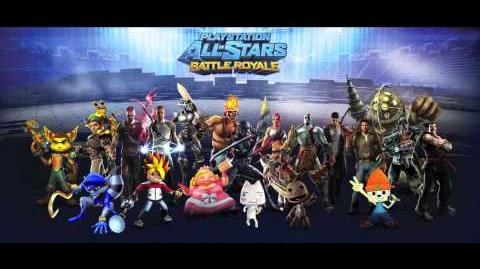 Playstation All-Stars Battle Royale Music Dreamscape - Buzz!