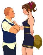 Jimmy n cheerleader