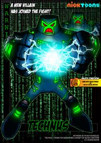 Nicktoons technus by neweraoutlaw-d5cjuqf
