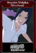 Student Sasuke Icon