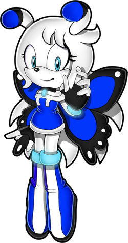 Ziggy the Butterfly