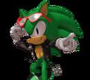 Scourge the Hedgehog