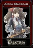 Alicia Melchiott icon