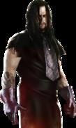 Wwe 2k14 undertaker retro render cutout by thexrealxbanks-d6nz2t1