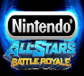 Nintendo allstars logo