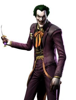 Joker Injustice