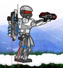 Lite Battlesuit 1