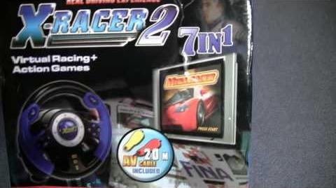 X-Racer II 7-in-1 Review