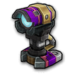Beam orb A icon