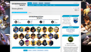 Overwatch Wikia (ComDev blog)