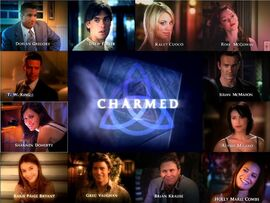 Charmed - Cast