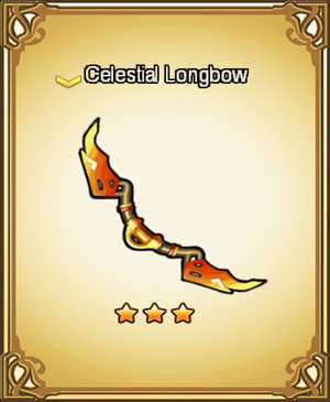 Celestial Longbow