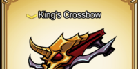 King's Crossbow