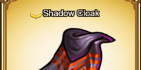 Shadow Cloak