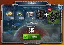 PS - Battle Kit