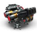 Heavy Capital Blaster